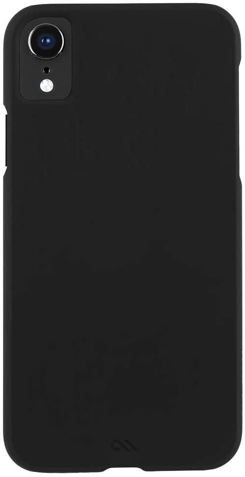 Case Mate Barely There Case for iPhone XR (Black)