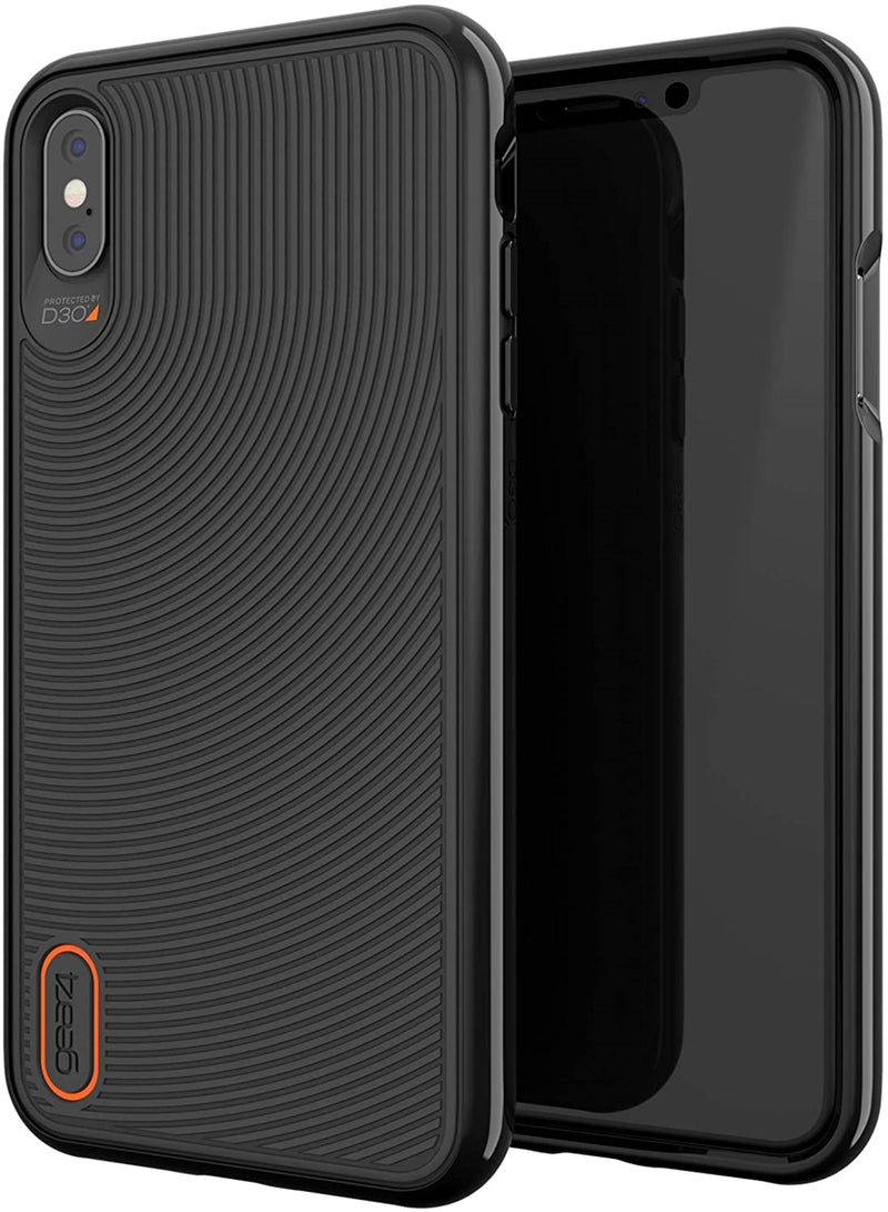 Gear 4 Battersea Case for iPhone Xs Max (Black)