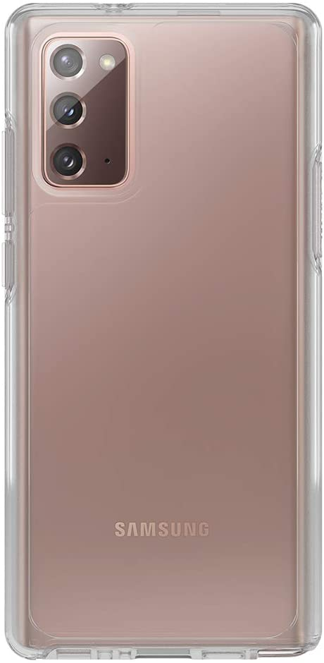 OtterBox Symmetry Clear Case for Samsung Galaxy Note 20