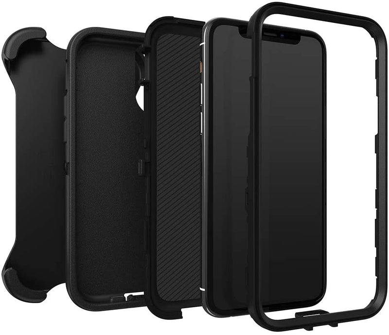 OtterBox Defender Case for iPhone 11 Pro Max (Black)