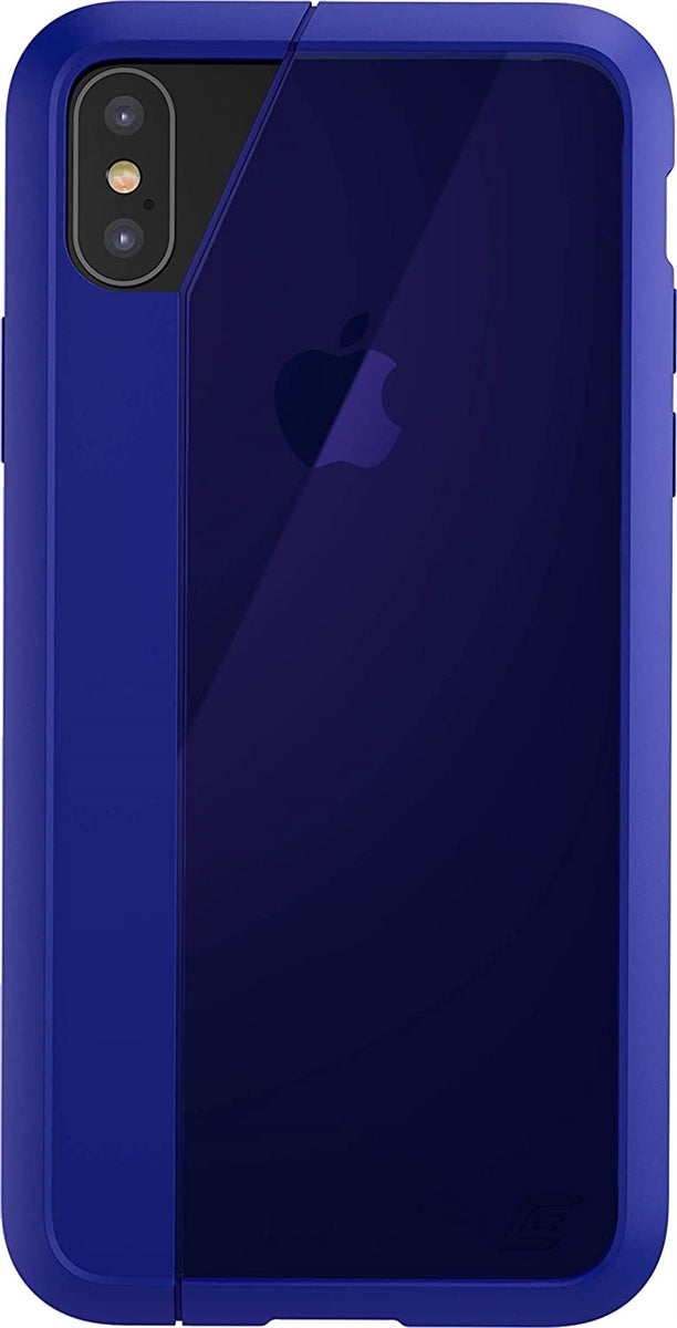 Element Illusion Drop Tested Case for iPhone XS Max (Blue)