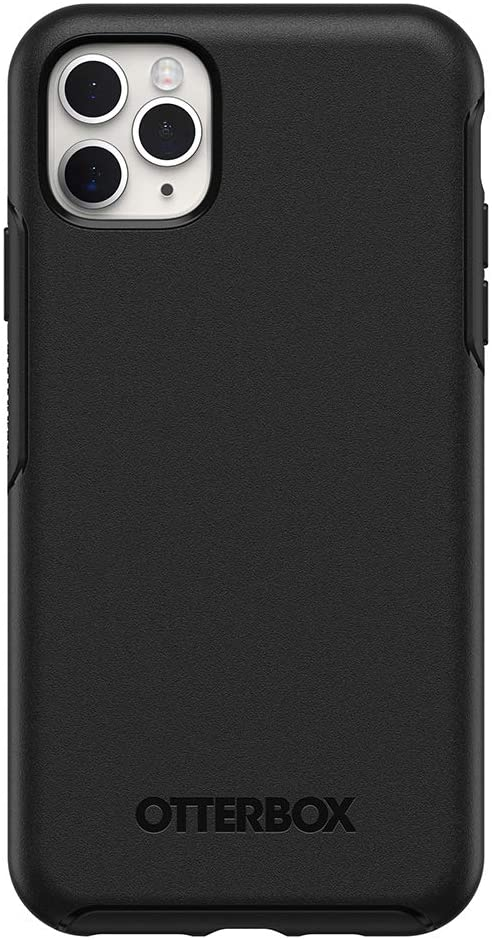 OtterBox Symmetry Case for iPhone 11 Pro Max (Black)