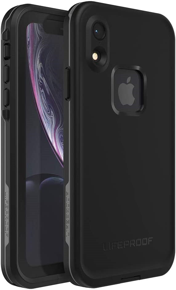 Lifeproof Fre Waterproof Case for iPhone XR (Black/Grey)