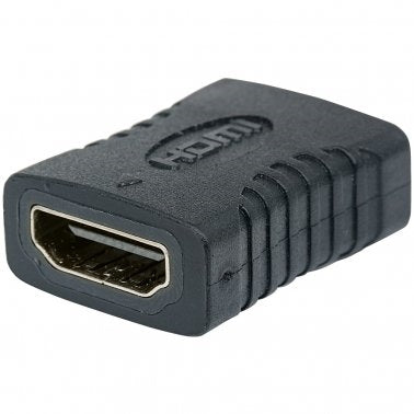 Manhattan HDMI® A-Female to A-Female Coupler (Straight Connection)