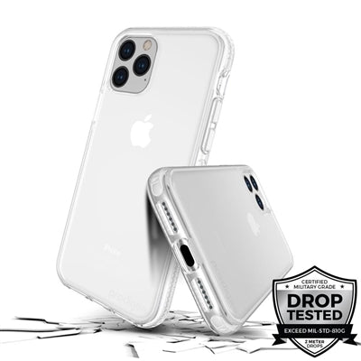 Prodigee Safetee Steel for iPhone 11 Pro Max (White)