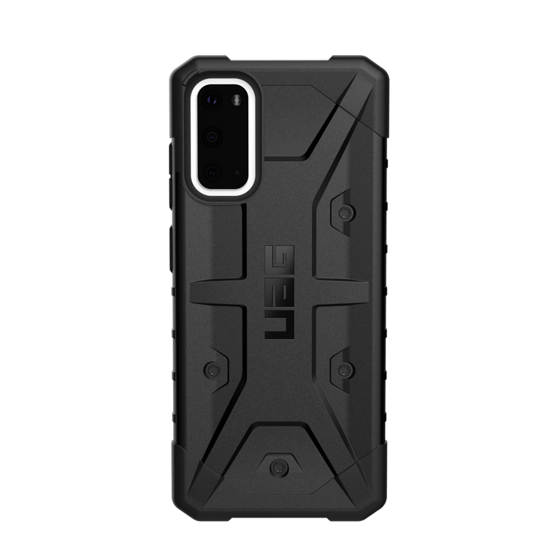 Urban Armor Gear Pathfinder Case for Samsung Galaxy S20 (Black)