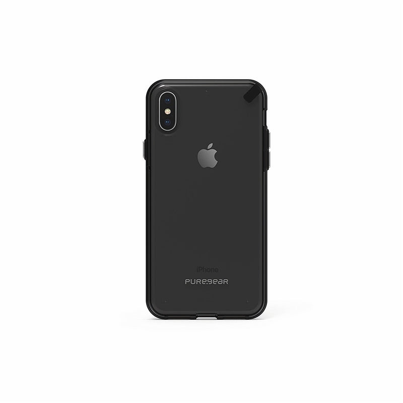 Puregear Slim Shell Case for iPhone X (Black)
