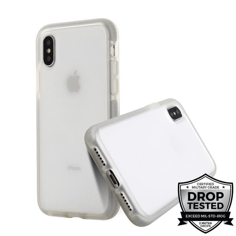Prodigee Safetee Smooth for iPhone X/XS (Clear)