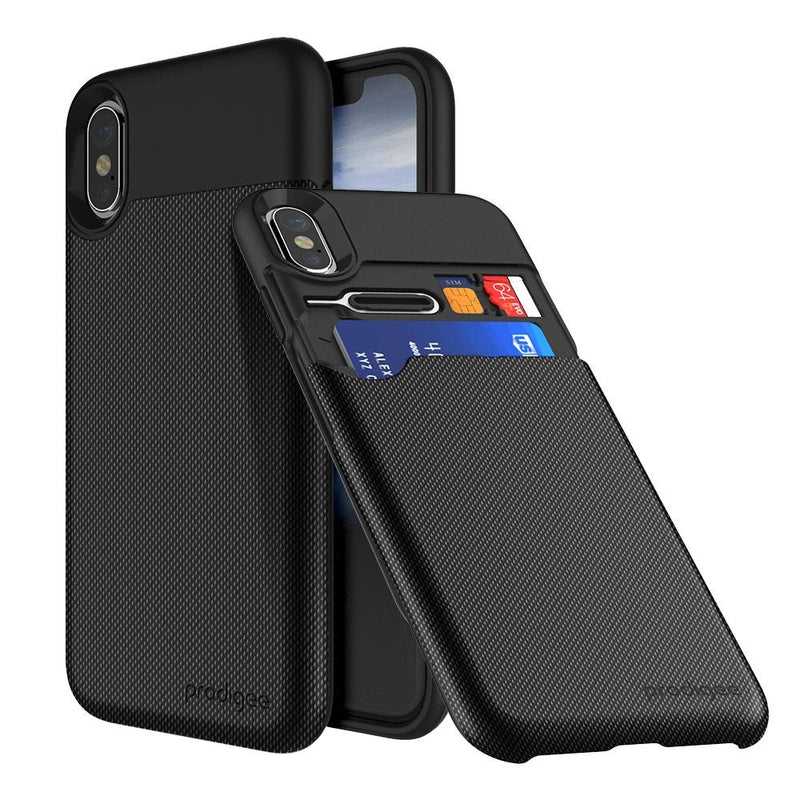 Prodigee UnderCover for iPhone X/XS (Black)