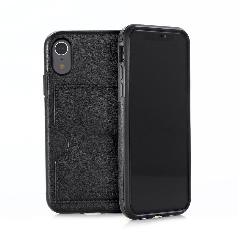 Prodigee Wallegee for iPhone XR (Black)
