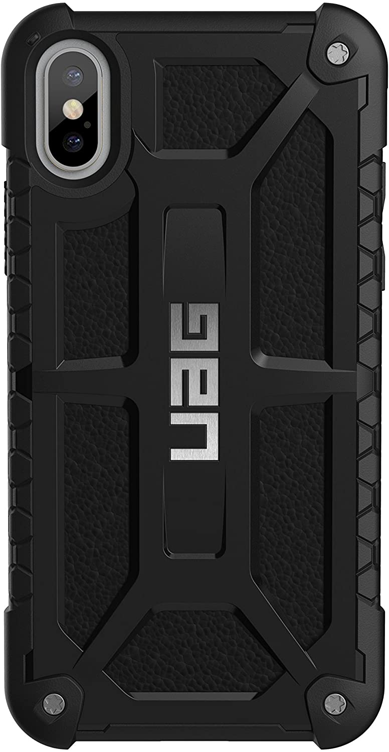 Urban Armor Gear Monarch Case for iPhone X (Black)