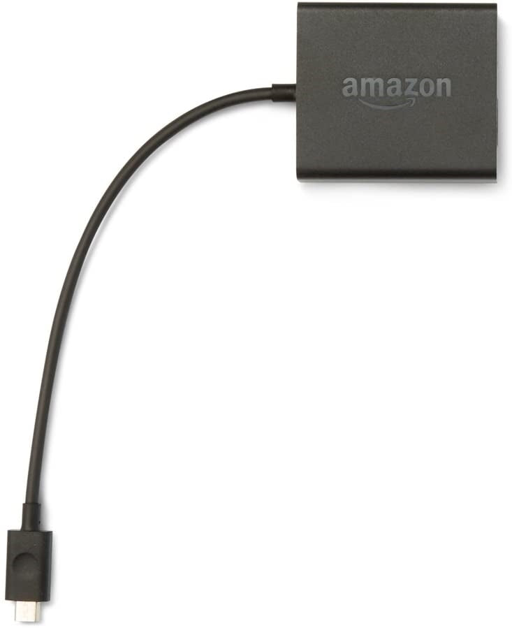 Amazon Ethernet Adaptor for Amazon Fire TV Devices