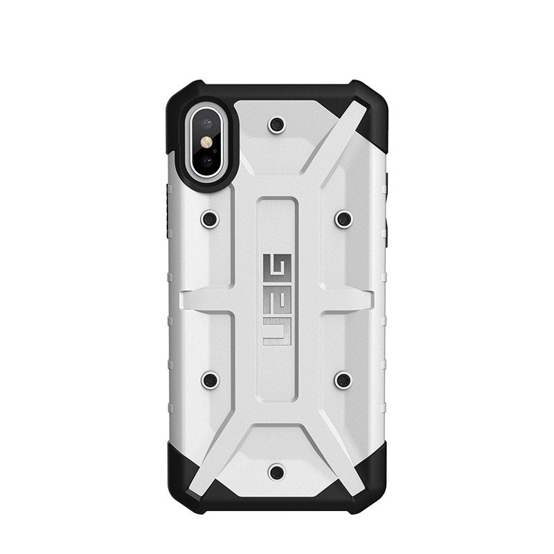 Urban Armor Gear Pathfinder Case for iPhone X/XS (White)