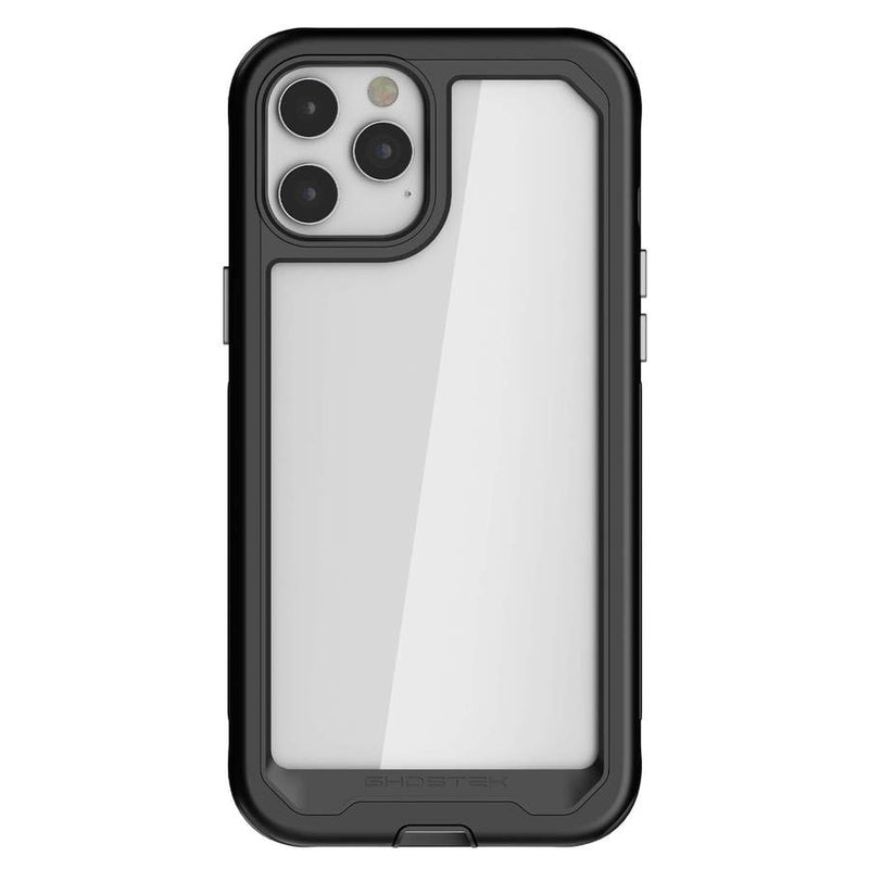 Ghostek Atomic Slim 3 Case for iPhone 12 Pro Max (Black)