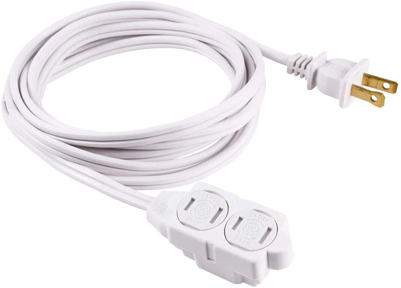 GE Indoor Tamper Guard Extension Cord (9ft)