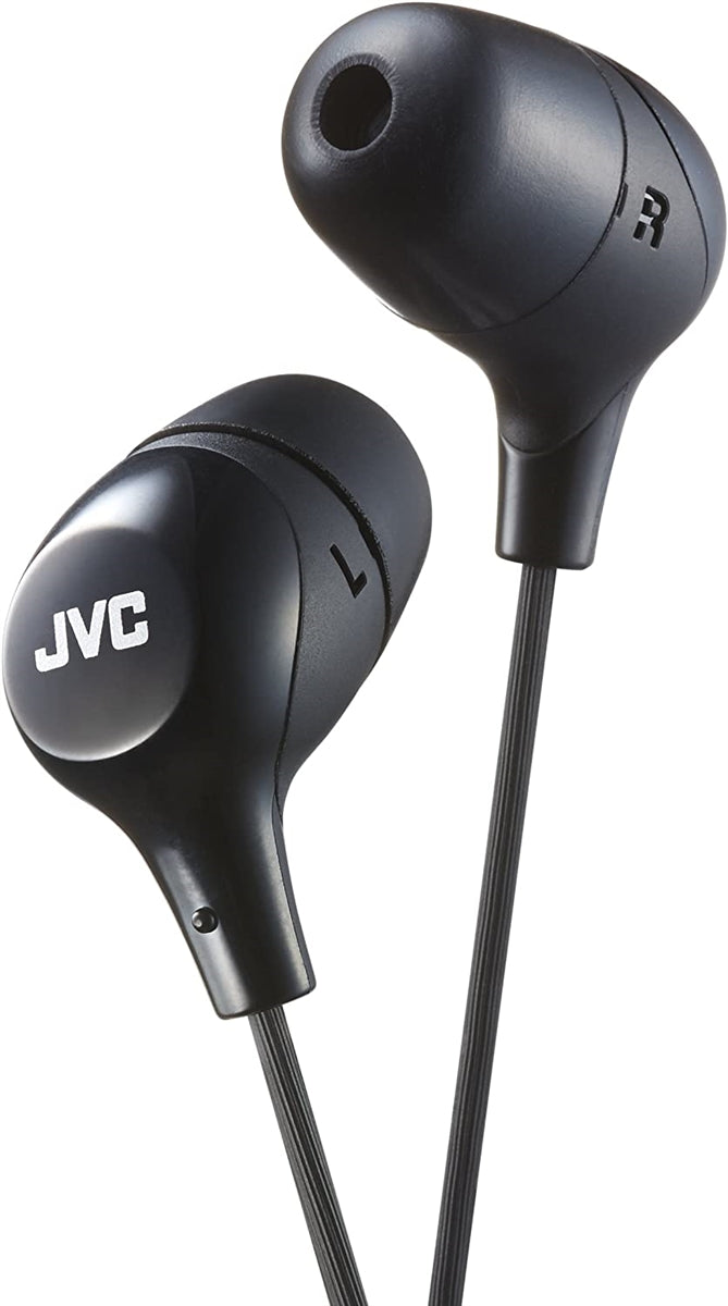 JVC Marshmallow Memory Foam Headphones