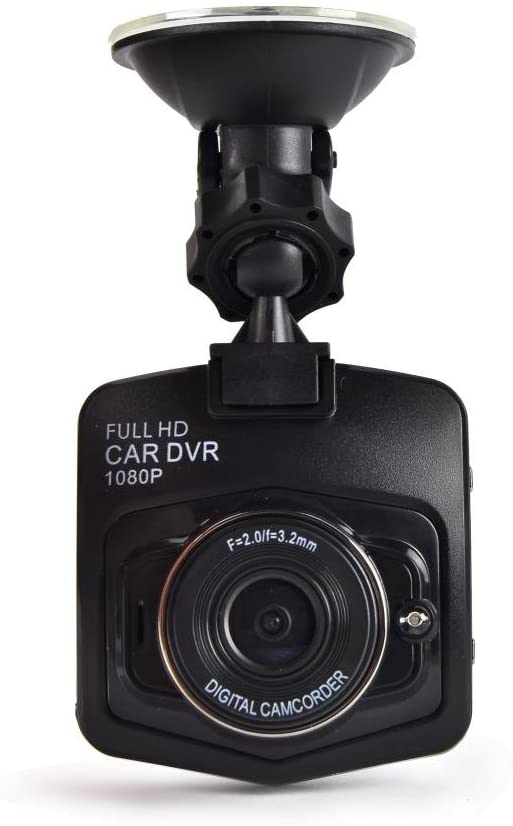 Pyle PLDVRCAM14 Compact HD Dash Camera