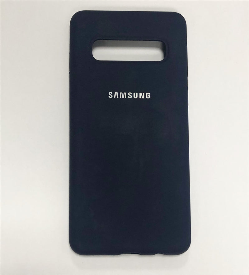 Samsung Silicone Cover for Galaxy S10 (Navy)