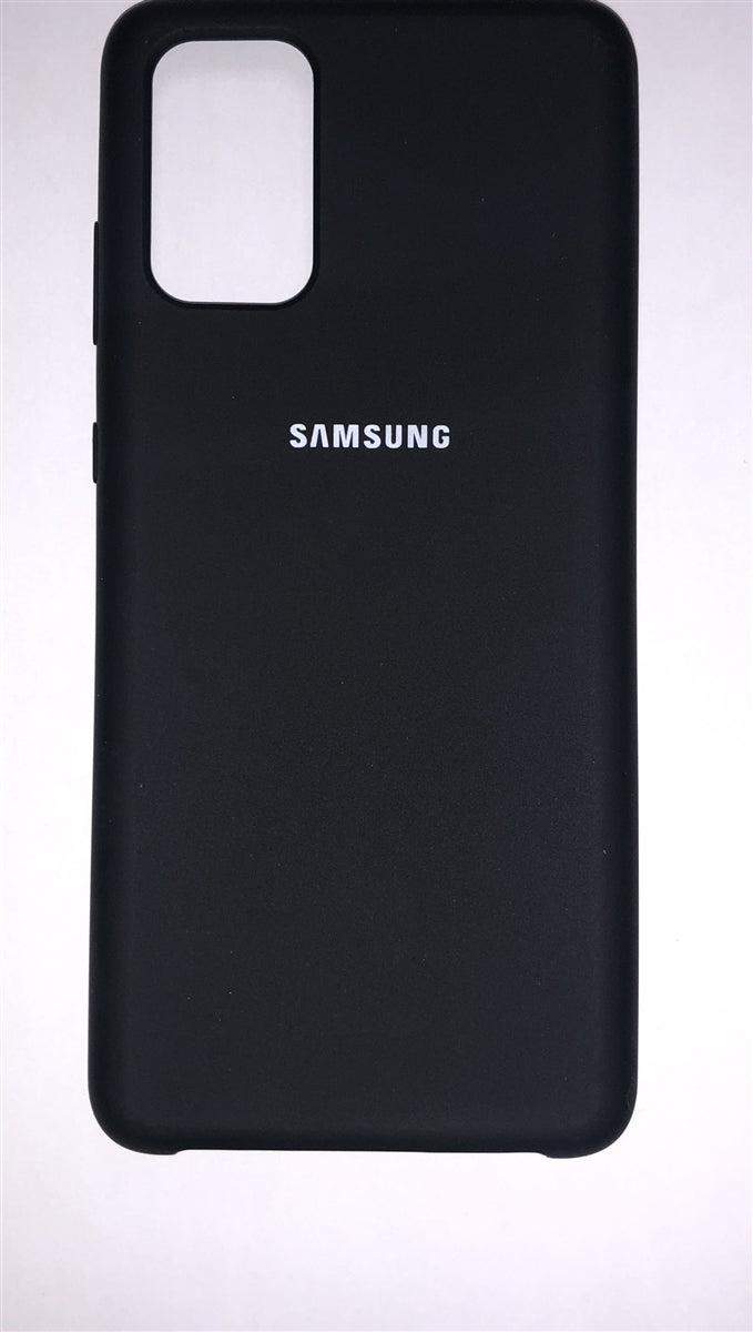 Samsung Silicone Cover for Galaxy S20 (Black)