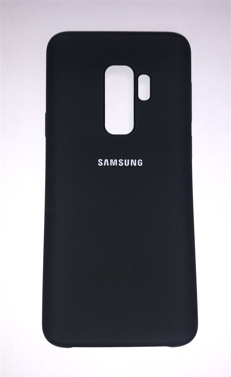 Samsung Silicone Cover for Galaxy S9+ (Black)