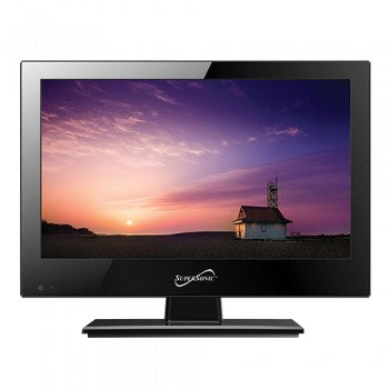 "Supersonic 13.3"" LED Widescreen HDTV"