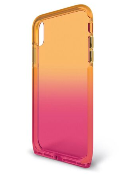 Body Guardz Harmony Case with Unequal Technology for iPhone XS Max (Orange)