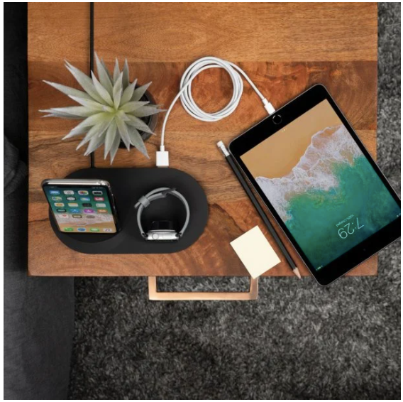 Belkin BOOST↑UP™ Wireless Charge Dock For Apple Watch® and iPhone®