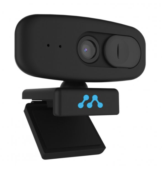 Momentum 1080p HD Webcam with Built-in Microphone and Privacy Cover