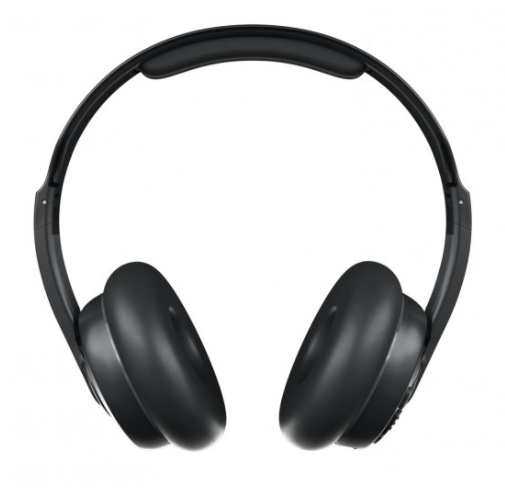 Skullcandy Cassette® Wireless On-Ear Headphones (Black)