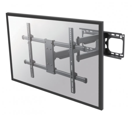 Stanley 37-Inch to 80-Inch Large Full-Motion Single-Arm TV Mount