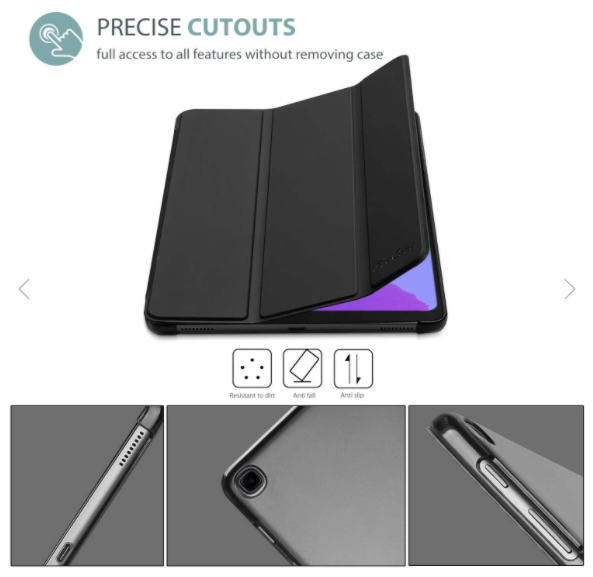 ProCase Slim Case for Galaxy Tab A7 10.4 2020 T500