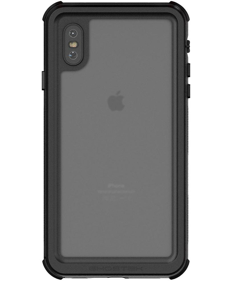 Ghostek nautical 2 waterproof case for iPhone XS max black
