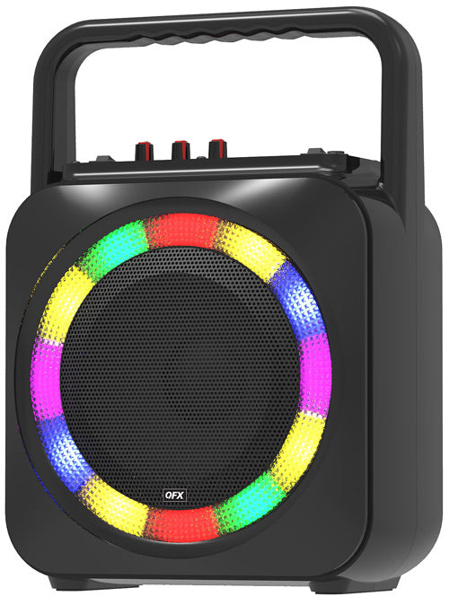 "QFX BT-2002 6.5"" Portable Bluetooth Party Speaker"