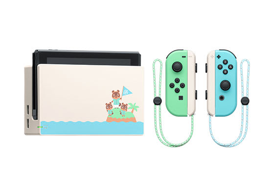 Nintendo Switch Animal Crossing Special Edition