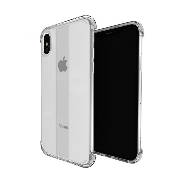 Skech Stark Case for iPhone XS Max (Clear/Moon)
