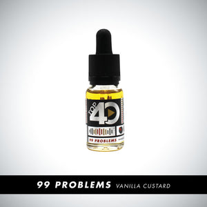 Vanilla Custard - 99 Problems - Top40