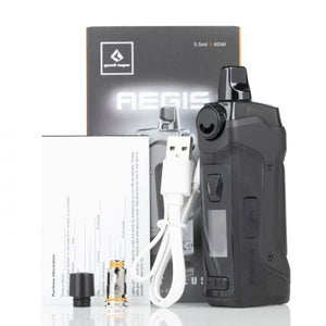 Geek Vape Aegis Boost PLUS 40w Pod Mod Kit