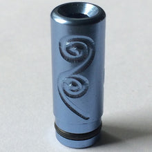 Load image into Gallery viewer, Straight Aluminum Drip Tips