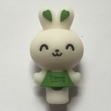 Load image into Gallery viewer, Rubber Bunny Drip Tips
