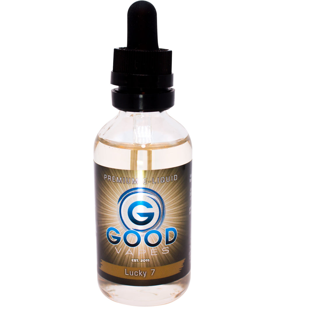 60ml Lucky 7 Tobacco