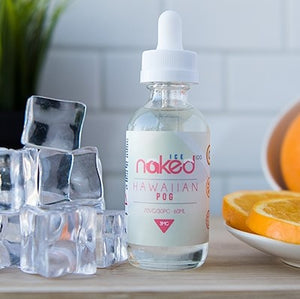 Passion Fruit Orange Guava - Hawiian POG Ice - Naked