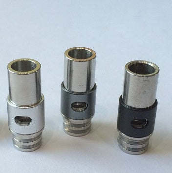 Stainless Steel Airflow Drip Tips
