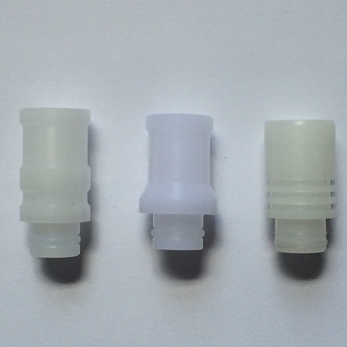 White Delrin Drip Tips