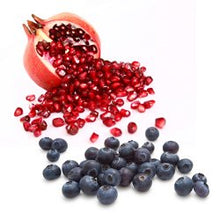 Load image into Gallery viewer, 120ml Blueberry Pomegranate 2mg - 60/40 - 60ml Plastic - ZMB075