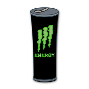 120ml Brut Juice 6mg Black And Green Energy Drink 60/40 - 60ml Glass - ZMB001