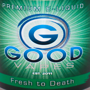 Peppermint Menthol - Fresh to Death - GV