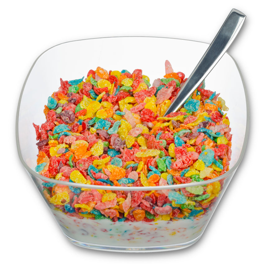 240ml Fruit Gravel  3mg Fruit Bits Cereal 60/40 - 120ml Plastic - SB0007