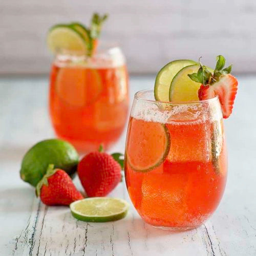Strawberry Limeade Flavor