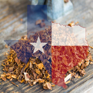 240ml Texas Blend 3mg Mild Tobacco 60/40 - 120ml Plastic - SB0035