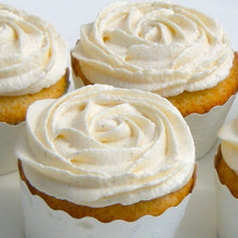 Load image into Gallery viewer, 240ml Vanilla Cupcake Extra Flavor 8mg 60/40 - 120ml Plastic - SB0070